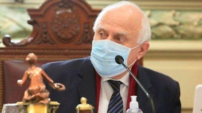 Lifschitz se encuentra estable y respondiendo a la asistencia mecánica respiratoria
