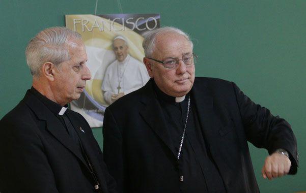 Los arzobispos de Buenos Aires y Santa Fe
