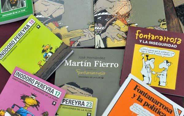 La obra del recordado Negro Fontanarrosa quedó inmersa en una disputa legal por su herencia.