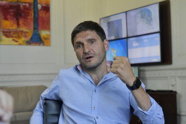 Pullaro destacó que durante su gestión fueron exonerados 330 policías