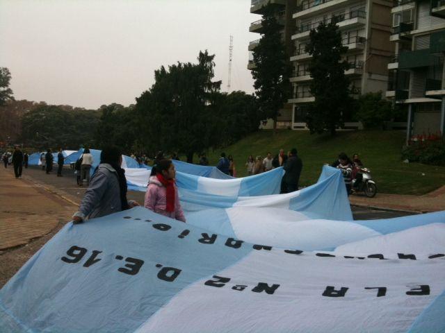 Cristina: No más argentinos contra argentinos ni puños crispados
