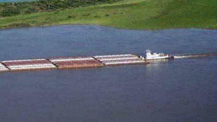 Hidrovía: Entre Ríos sería una plataforma logística regional
