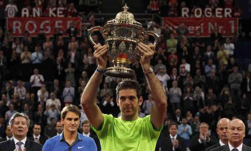 El torneo de Basilea representó la cuarta conquista del  argentino