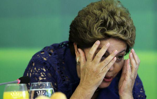 Sin suerte. Dilma aún debe elegir más ministros para su segundo mandato que comienza el 1º de enero próximo.