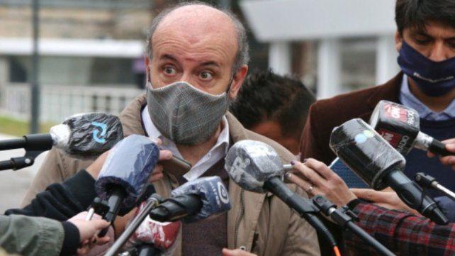 Caruana volvió poner en cuestión el tema de las reuniones o encuentros sociales como uno de los principales propagadores de la enfermedad.