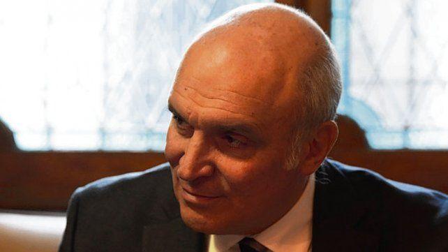El aspirante de Despertar criticó a la ex jefa del Estado.