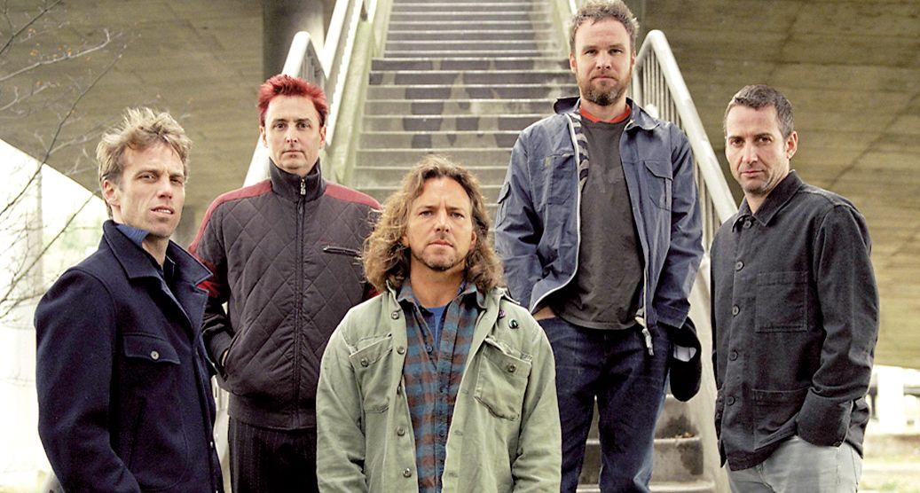 Pearl Jam llega al cine para contar sus veinte años dedicados al rock