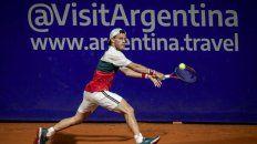 El actual número nueve del mundo, mejor argentino y sudamericano ubicado en el ranking ATP, recibió la bienvenida en la cuenta oficial del torneo.