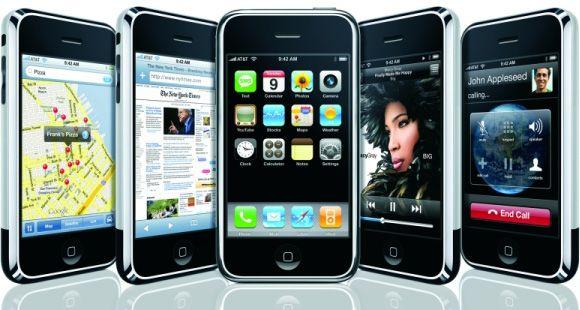 Presentan el iPhone 5, con una pantalla más grande