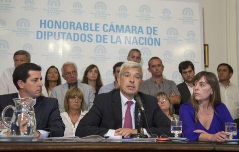 """Domínguez reclamó hoy que se """"esclarezcan los hechos"""" en relación a la muerte de Nisman."""
