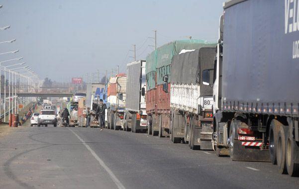 La ruta de la soja. Los operativos se iniciaron por una investigación sobre un robo de granos en La Pampa.