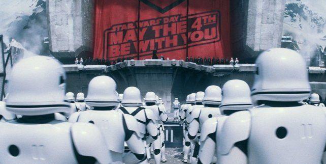 Este martes 4 de mayo se celebra el Día de Star Wars alrededor del planeta.