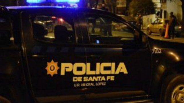 El violento ataque a tiros fue perpetrado en Maestros Santafesinos al 4700