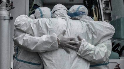 Los casos graves por coronavirus comenzaron a ser poco frecuentes en las terapias intensivas. (Foto de archivo)
