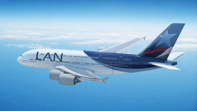 La aerolínea LAN Argentina, filial local de Latam, cerró definitivamente