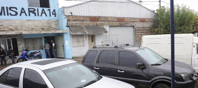 La seccional de barrio Belgrano
