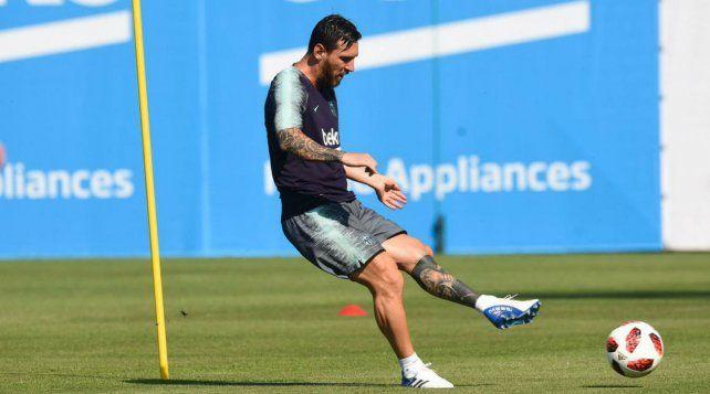 Barcelona. Messi se presentará el domingo para realizarse los testeos por el coronavirus.