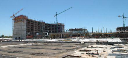 El casino de Rosario abrirá finalmente en septiembre de 2009