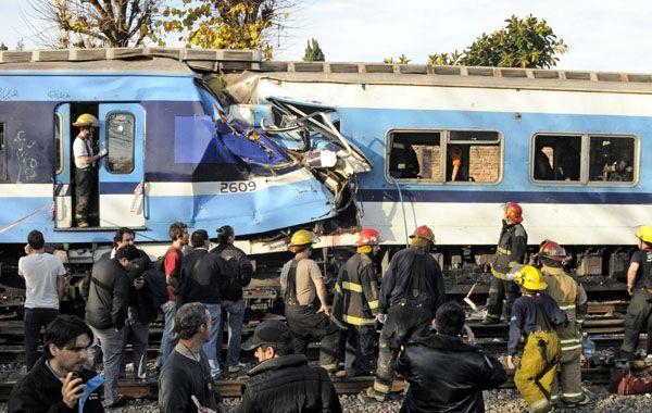 La presidenta manifestó su dolor por las víctimas del accidente.