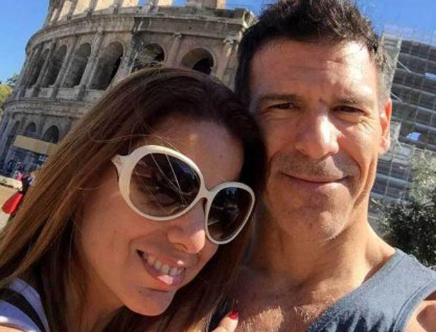 La periodista y su novio armaron las valijas y se animaron a un viaje de ensueño.