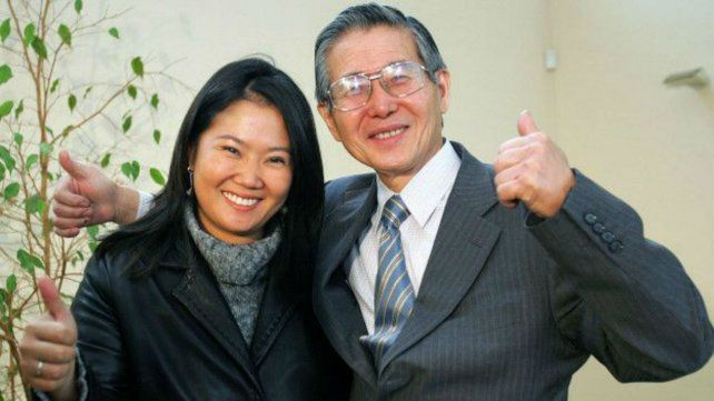 La caída. El apellido Fujimori ha estado ligado a oscuros episodios en Perú.
