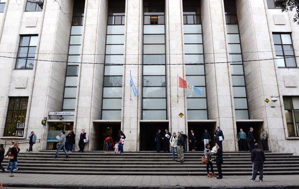 Daniela Echeverría fue llevada a Tribunales