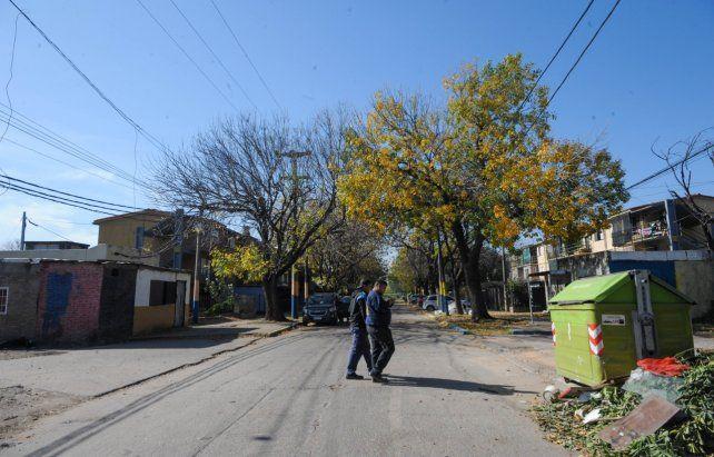 El barrio. Forest al 7500