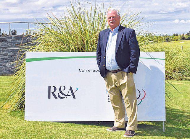 Mark Lawrie: Todo este tiempo curiosamente fue muy positivo para el golf