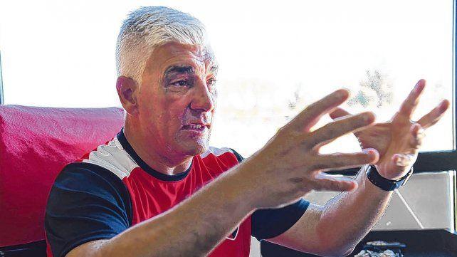 De Felippe:  Hay cuestiones psicológicas que tienen mucho que ver con el equipo