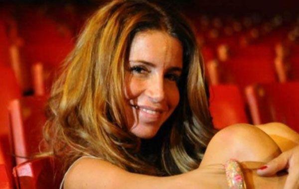 La actriz se mostró sorprendida por la suspensión del concurso y no quiso grabar para el jueves.