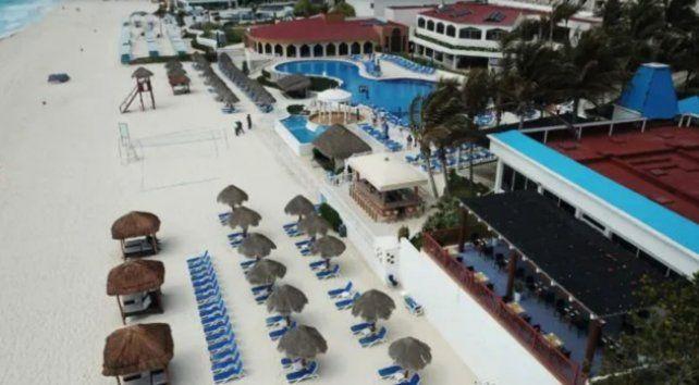 México reabre hoteles y autoriza a peluqueros pese a estar en fase crítica