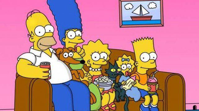 Los Simpsons predijeron todo: hasta el juego de moda Among Us