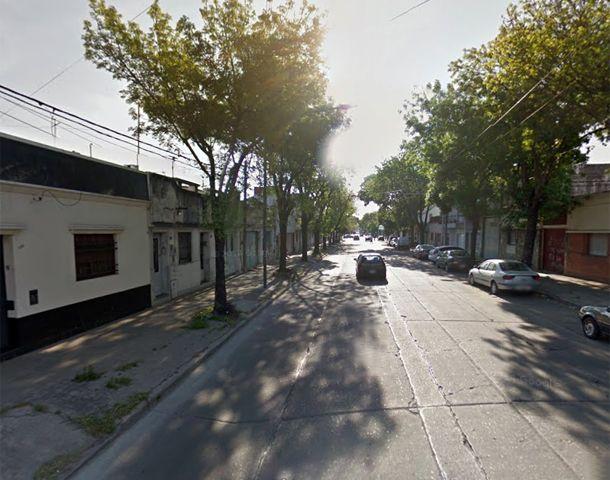 La distribuidora de calzados se encuentra en San Juan al 4500.