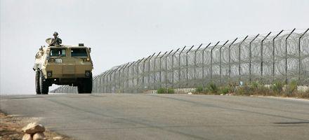 Israel cerró pasos fronterizos con Gaza tras ataque con cohete