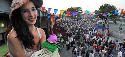 Unas doce mil personas pasaron por la Kermesse
