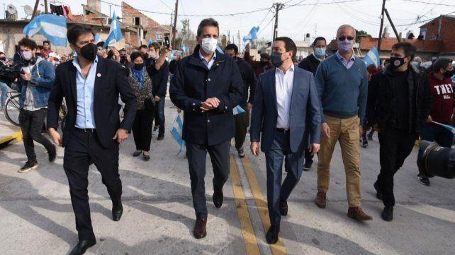 Massa: Alberto pidió perdón en 24 horas y Macri nunca pidió perdón por su fracaso