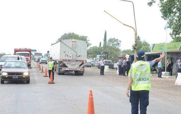 El puesto de patrullaje funcionará las 24 horas del día.