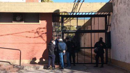 El hecho ocurrió este lunes al mediodía en Ituzaingó y Chacabuco.