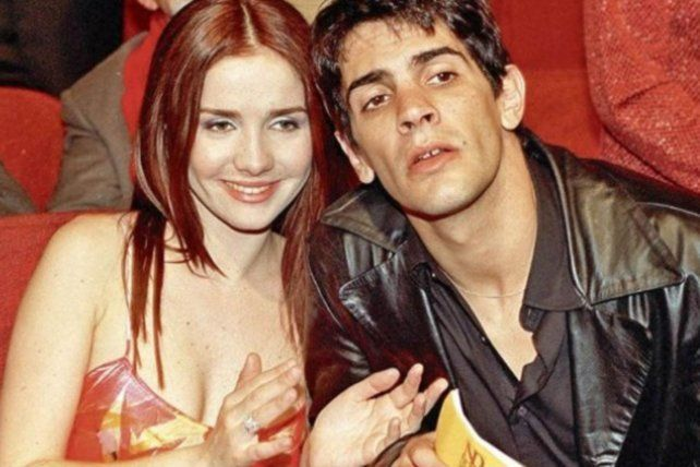 Natalia Oreiro y Pablo Echarri cuando era pareja y convivían.