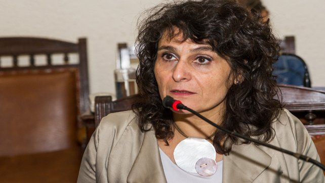 La concejal justicialista Norma López.