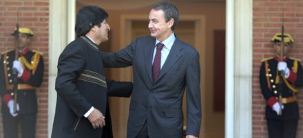 España acordó cancelar la totalidad de la deuda bilateral de Bolivia