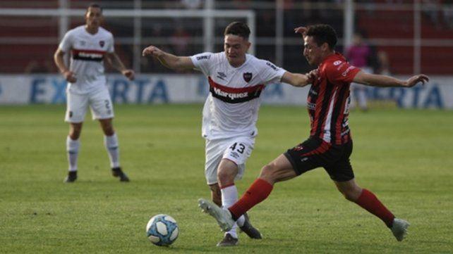 Sigue. Moreno fue titular ante Patronato y hoy continuará entre los once.