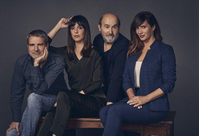 El dream team de Sentimental. Alberto San Juan