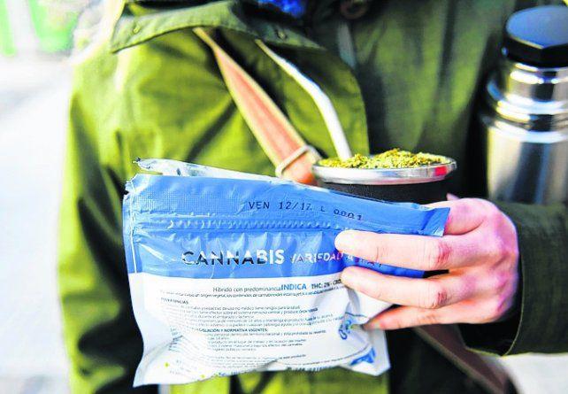 montevideo. Ayer a las 8 comenzó la venta de marihuana en Uruguay.