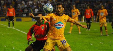 Central se perdió en el Bajo Flores y cayó 2 a 1 ante San Lorenzo