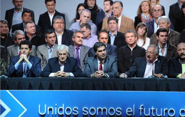 Un día después del fuerte discurso de CFK