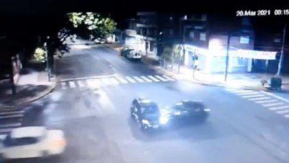 Seguirá detenido uno de los imputados por la picada mortal de avenida del Rosario y Ayacucho