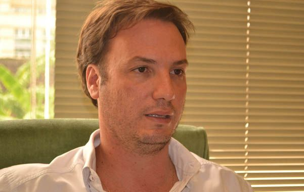 El senador por el departamento General López