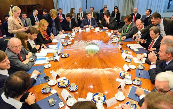 Acuerdo. Argentinos y brasileños cerraron el acuerdo automotor.