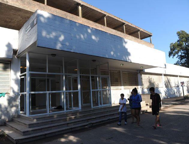 El hospital Roque Saenz Peña